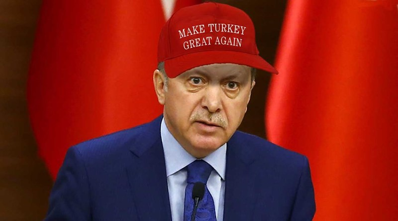 donald trump,Turkey