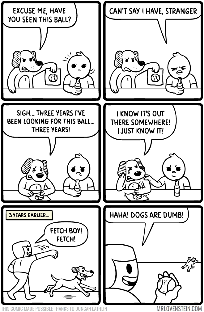 web-comics-dog-on-the-hunt-for-ball-after-fetch