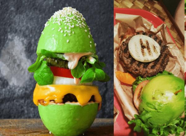 avocado buns food trend gluten free vegan fail