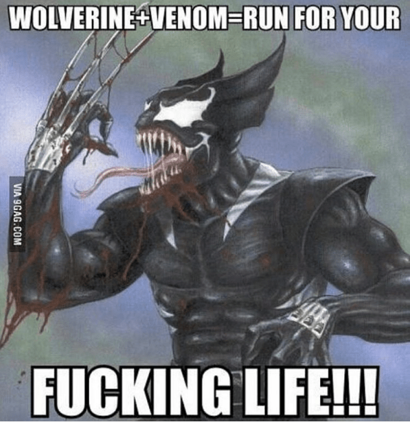 that-moment-when-wolverine-is-combined-with-venom-straight-nightmare