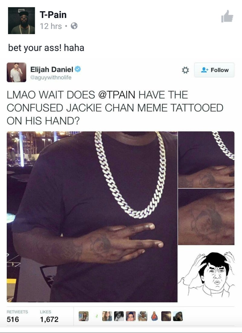 win T-Pain is Keeping it 100% Internet