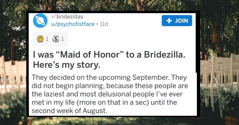 bride FAIL Awkward wedding ridiculous bridezilla funny - 8966917