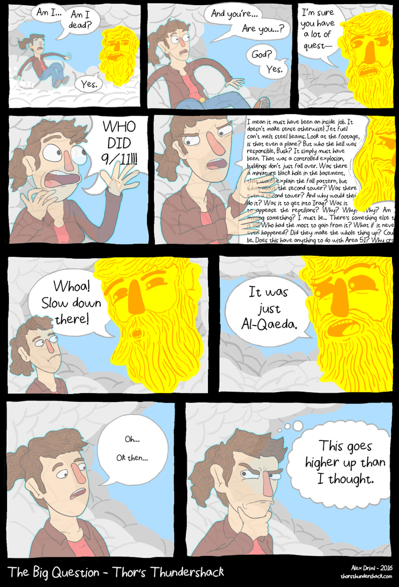 web comics jet fuel memes Belief Is a Powerful Thing