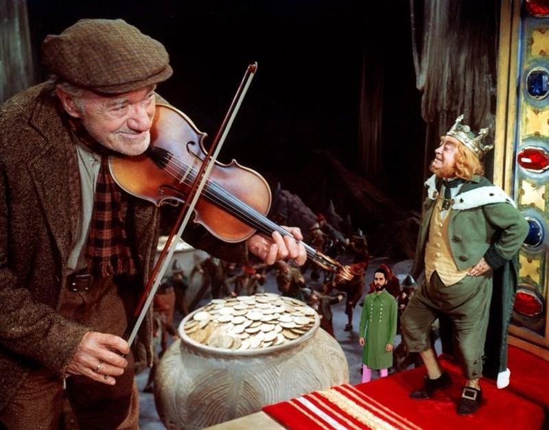 Fiddle - ..