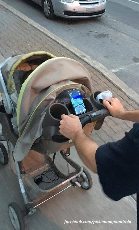 Pokémon,pokemon go,parenting