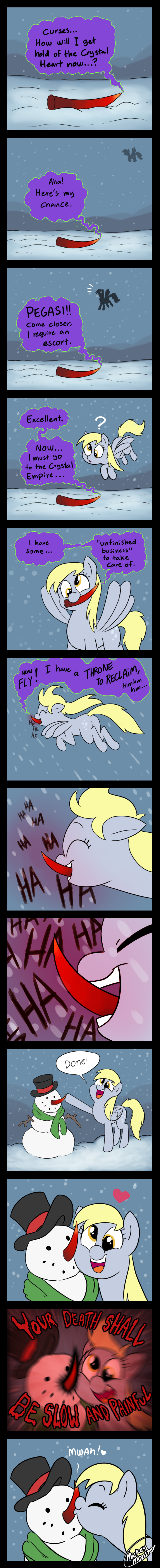 sombra derpy hooves comic - 8967491328