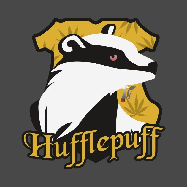 Hufflepuffed