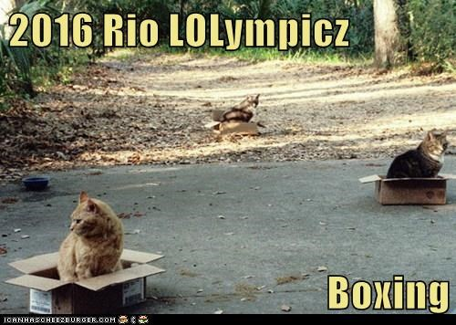 2016 Rio LOLympicz  Boxing