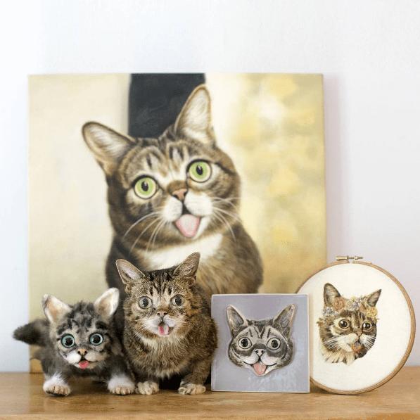 Cat - lil bub