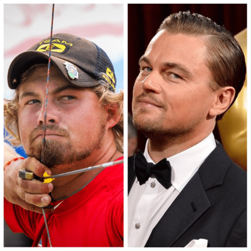 image olympics leonardo dicaprio People Are Convinced Olympic Archer Brady Ellison Is Just Leonardo DiCaprio After Another Award