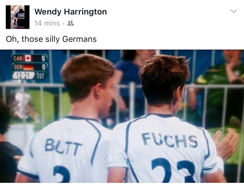butt FAIL german names sexy times olympics - 8968122624