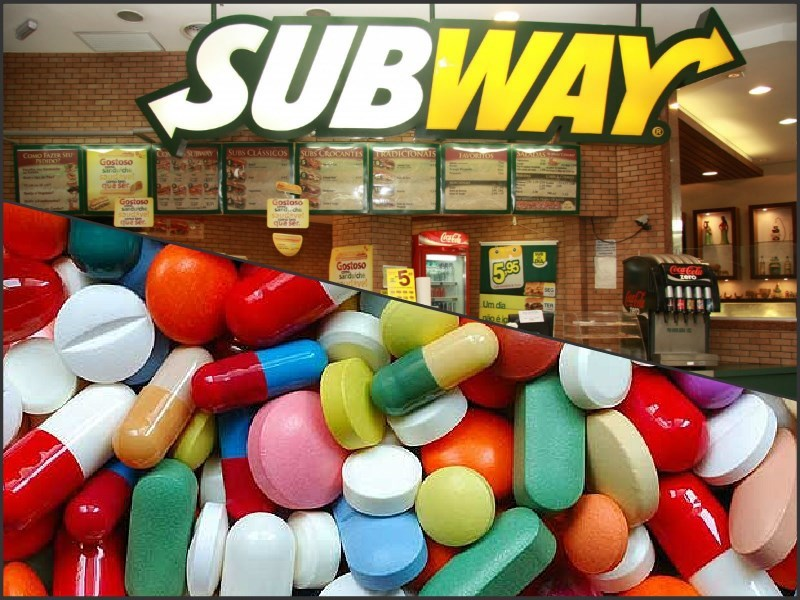 trending news subway employee drugs cop