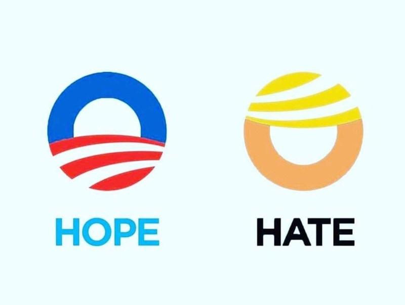 donald trump barack obama politics - 8968435456
