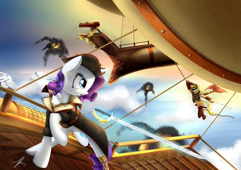 applejack Steampunk rarity - 8968574208