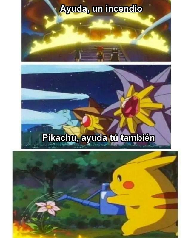 pikachu ayuda