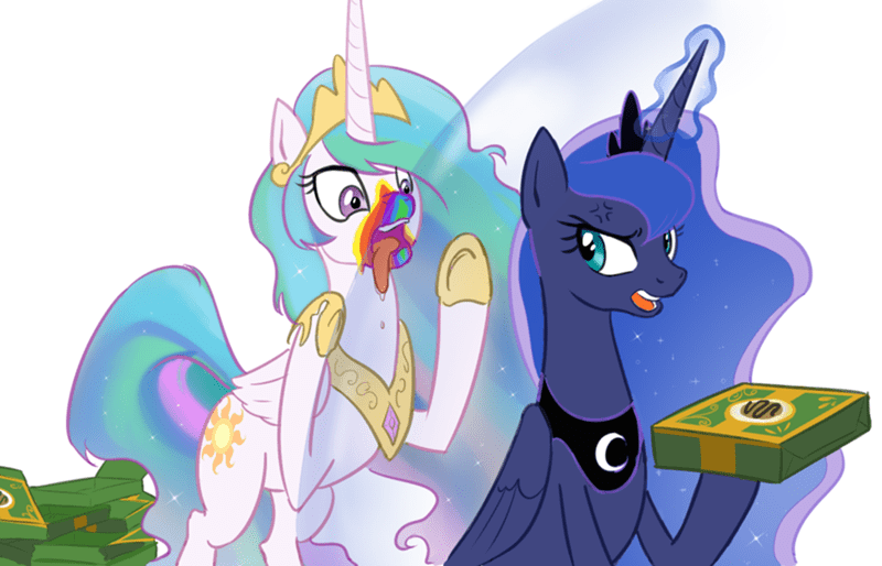 28 pranks later princess luna princess celestia - 8969454592