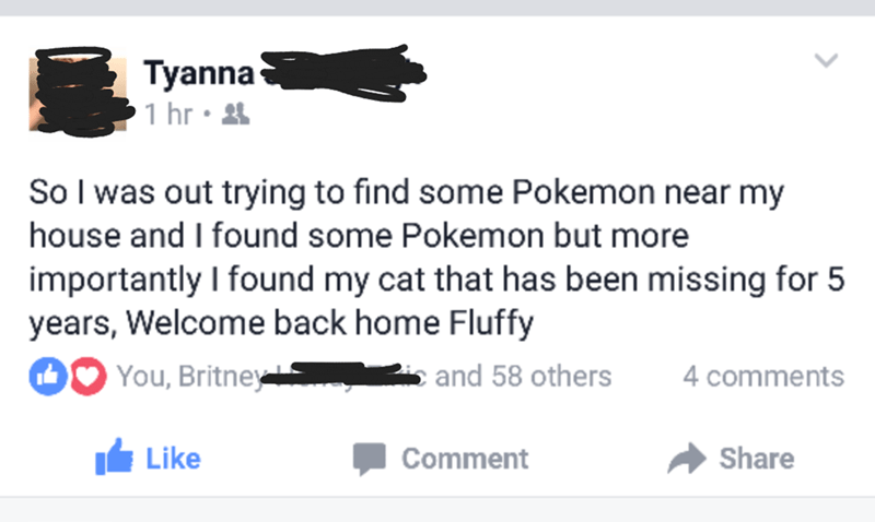pokemon go failbook facebook - 8969474816
