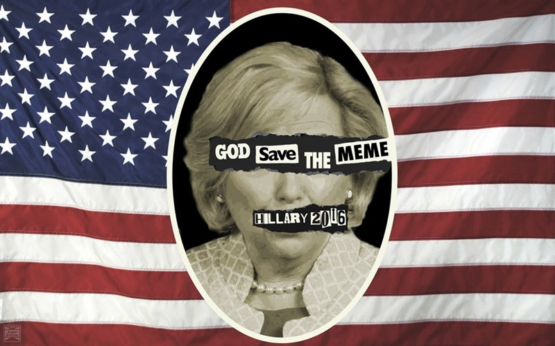 Hillary Clinton politics - 8969486080