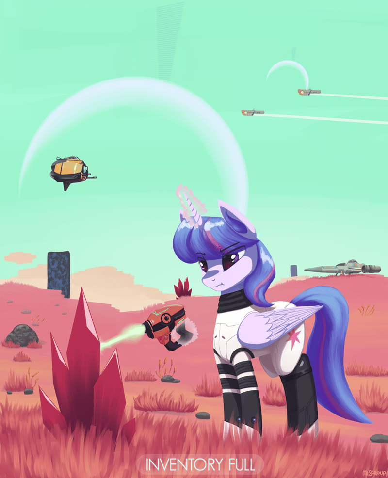 no man's sky twilight sparkle - 8969916160