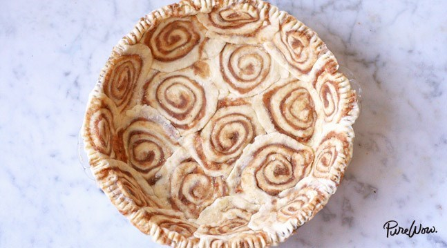 trending food cinnamon pie crust cooking recipe