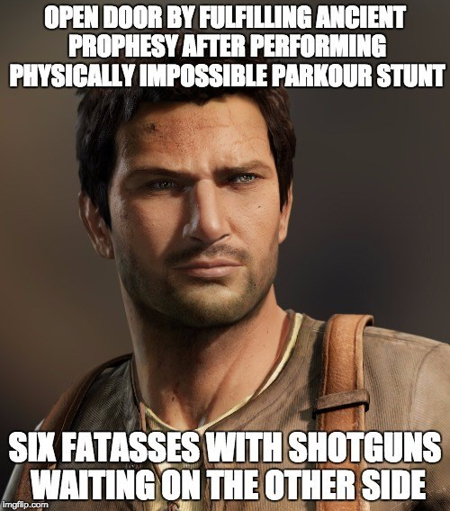 uncharted-video-game-logic