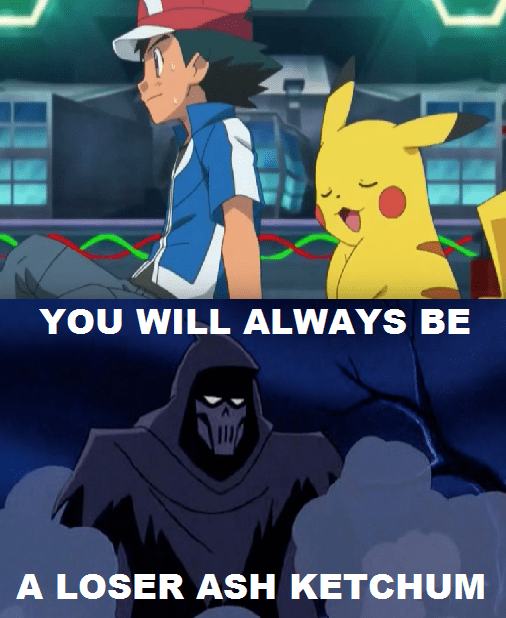 ash ketchum Sad Pokémon losing - 8970480896