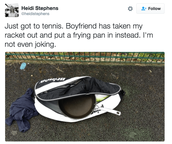 boyfriend tennis dating