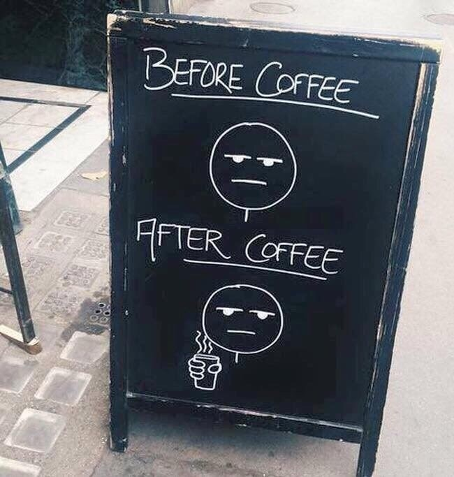 coffee signs grumpy Just What I Needed