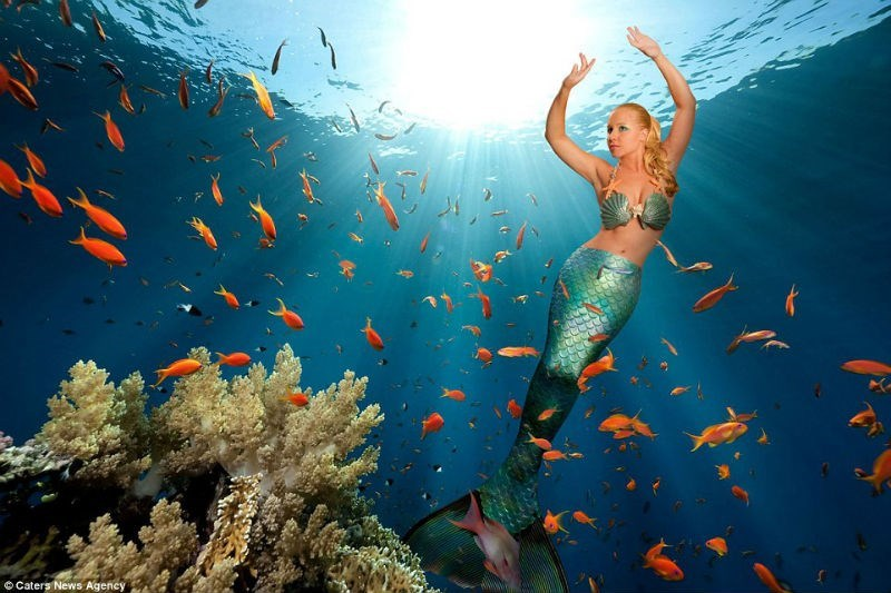 trending news body positive mermaid thighs