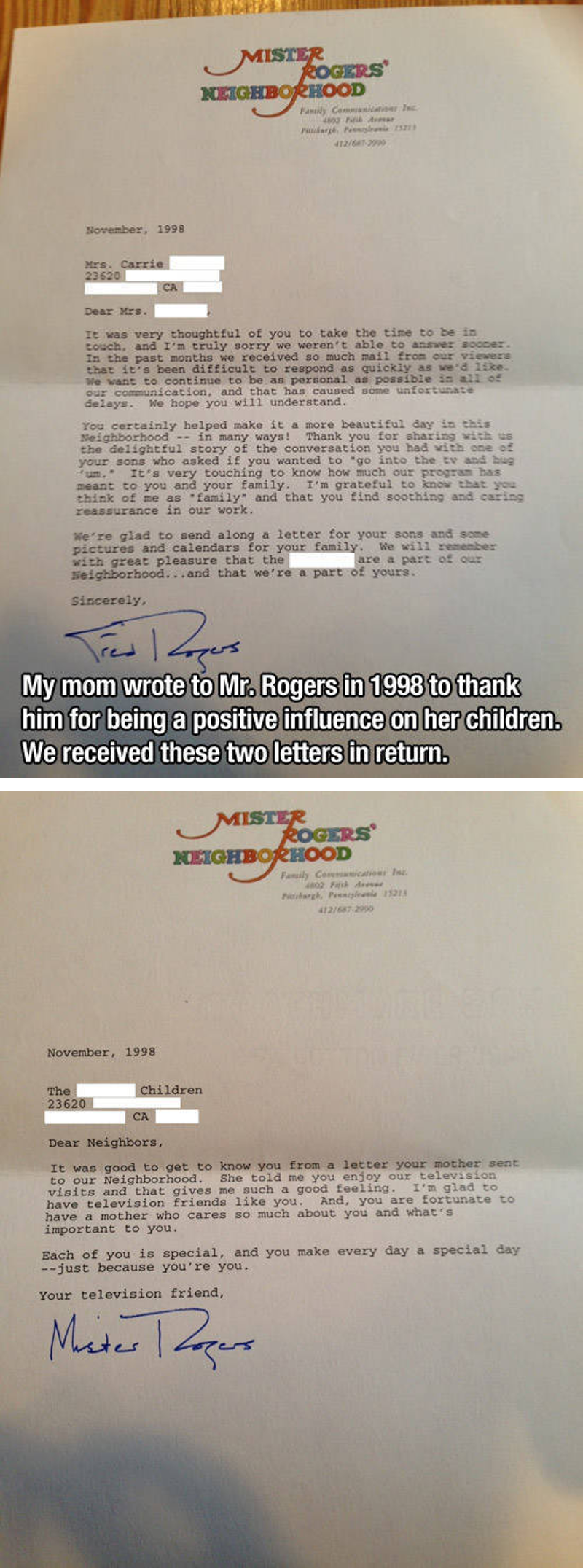 mr rogers,kids,parenting
