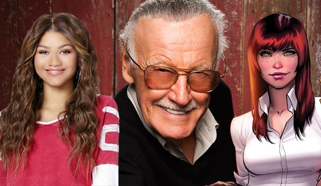 superheroes-stan-lee-supports-new-mary-jane-for-spider-man-homecoming