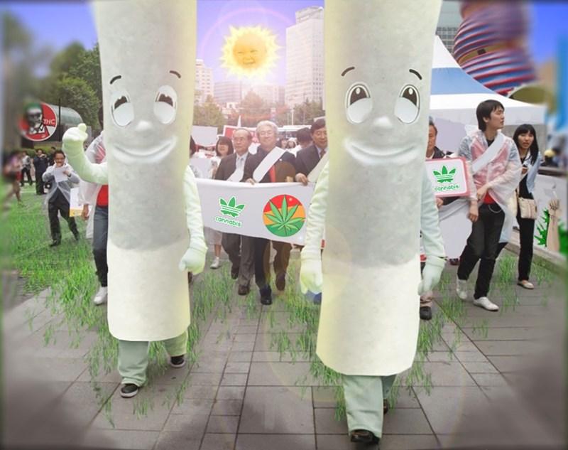 Mascot - THC connobis cannabis