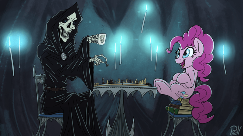 Death pinkie pie - 8971806464