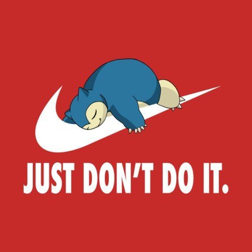 if-snorlax-were-a-nike-ad