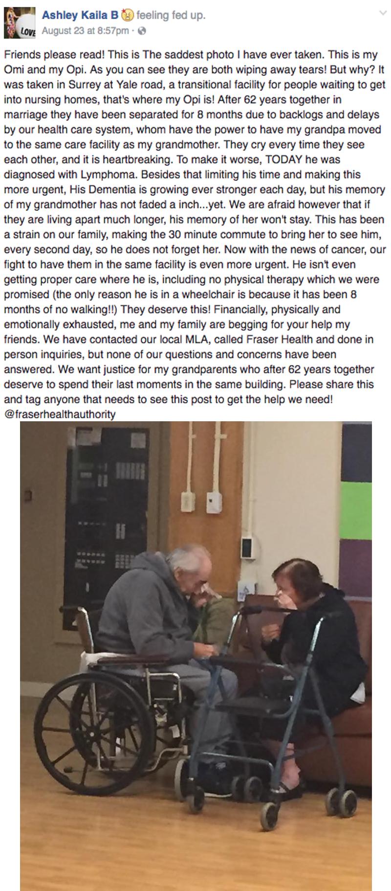 facebook love grandparents dating - 8971975680