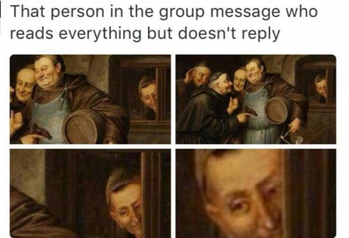 image that guy group text We've All Been That Guy