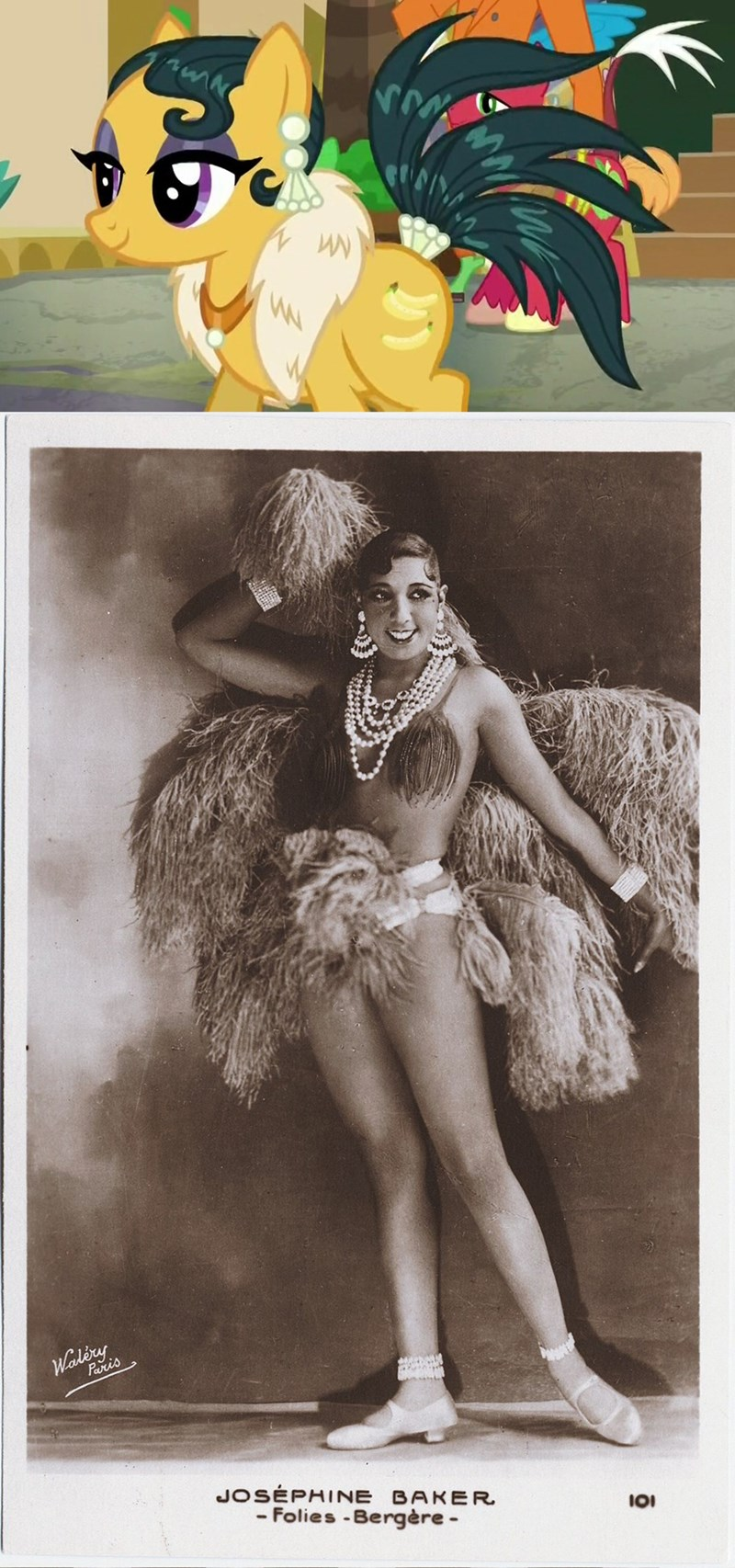 josephine baker,dungeons and discords