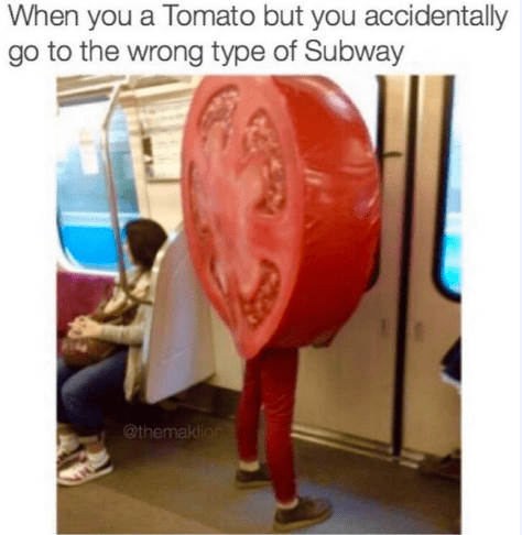image subway puns Don't You Hate it When That Happens?