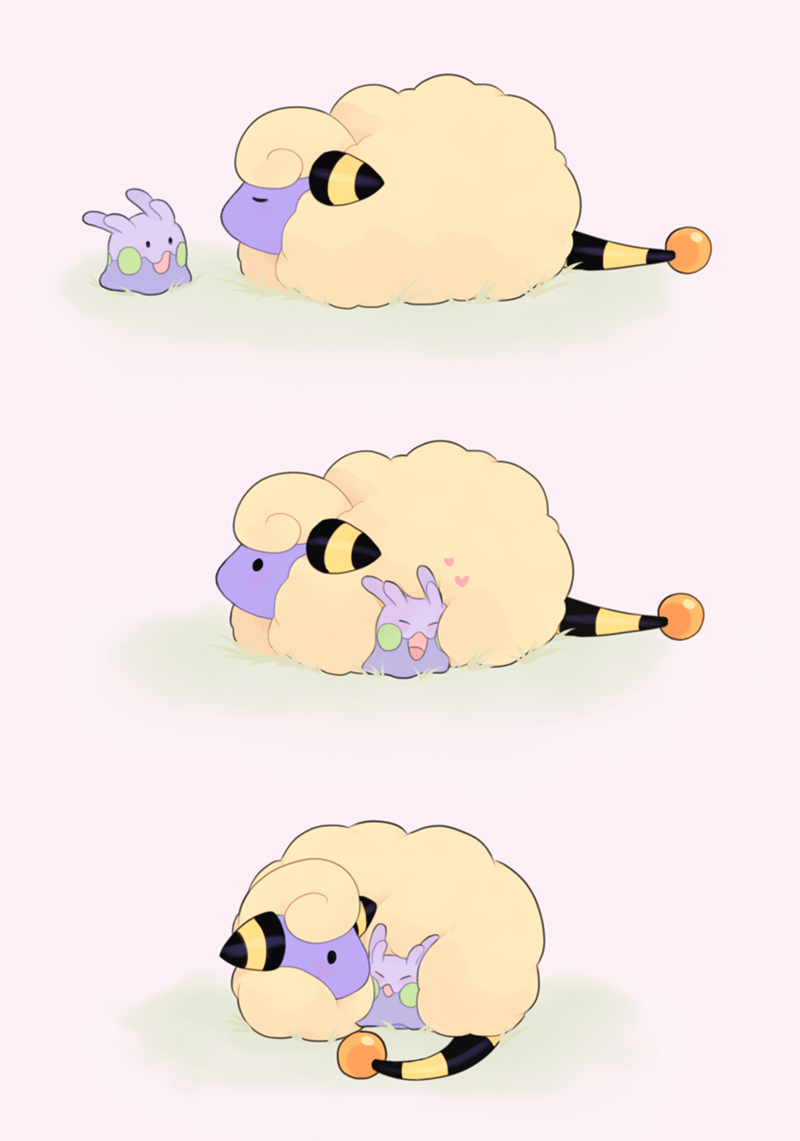 super-adorable-pokemon-snuggles