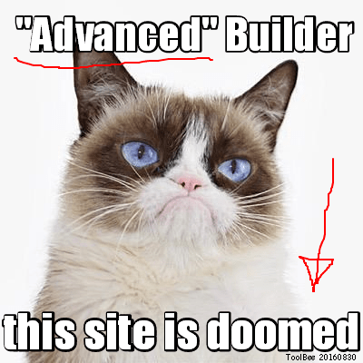 Advanced Builder (Beta) (or rather: not finished yet...)