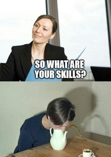 skills image interview You're Hired