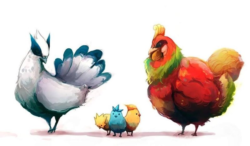 legendary-chicken-fan-art