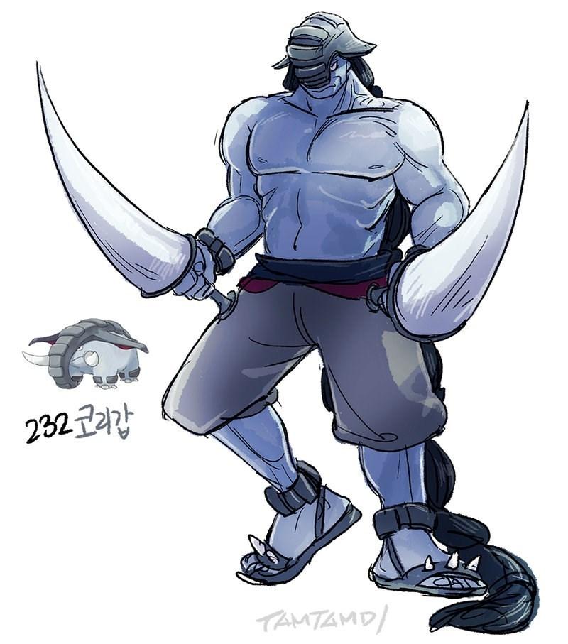 Fictional character - 232 TAMTAMD
