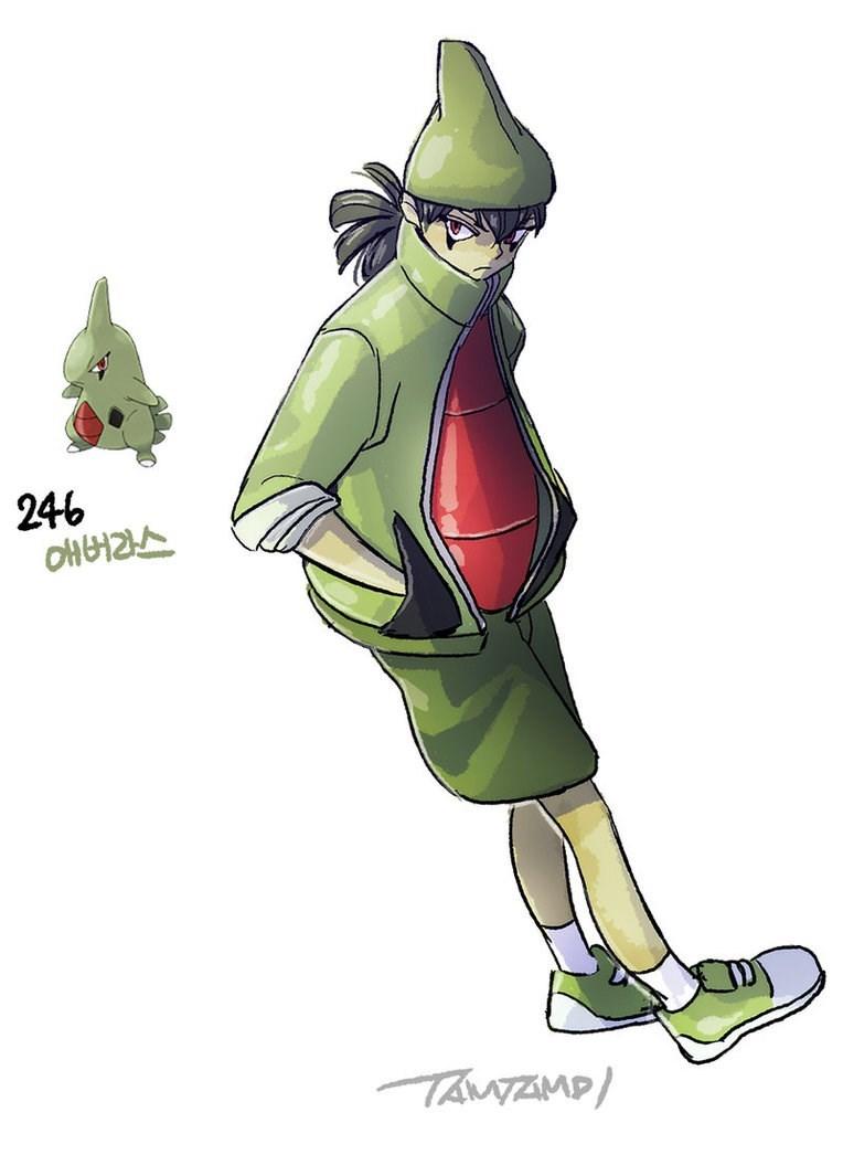 Cartoon - 246 TANNTAMP