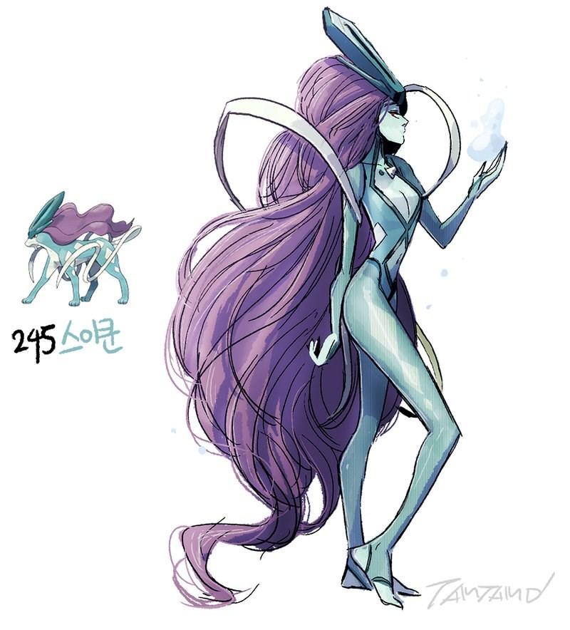 Fictional character - 295 Lol TAWAMD