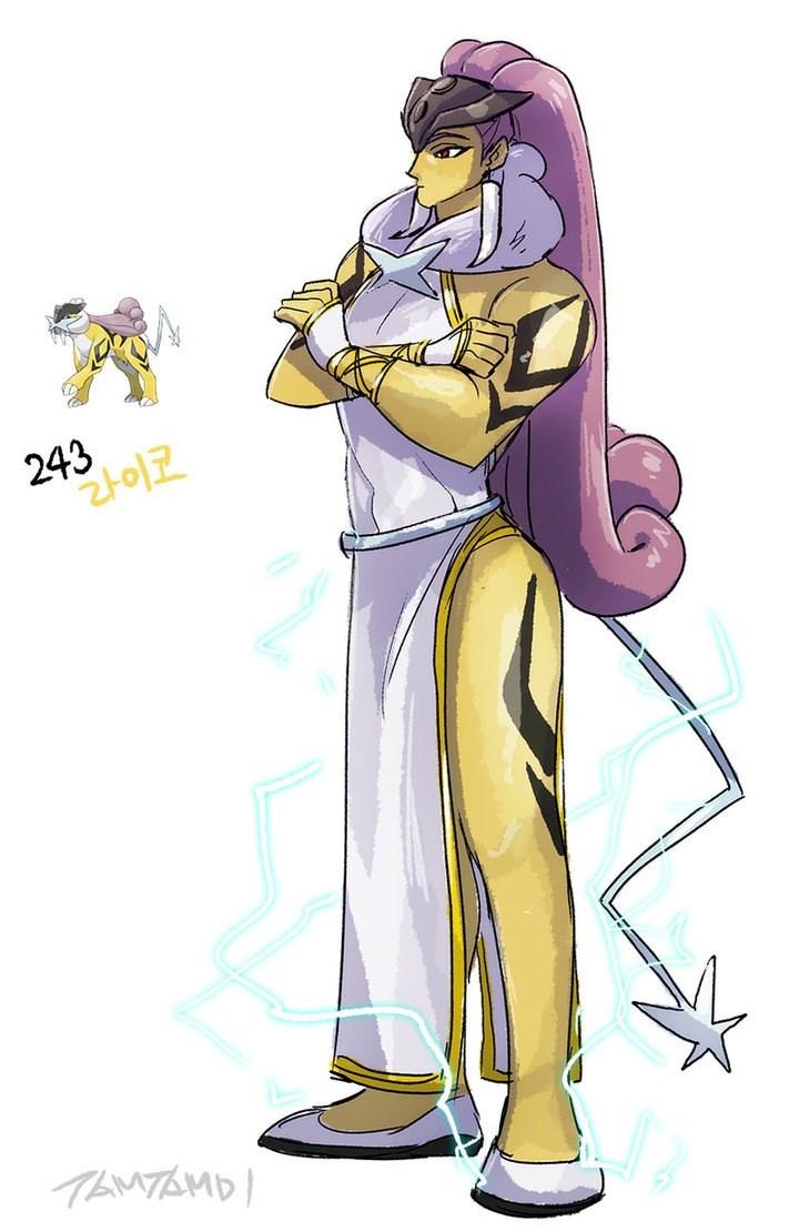 Cartoon - 243 '라이코 TAMTAMD