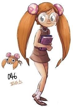 Cartoon - 046 파라스