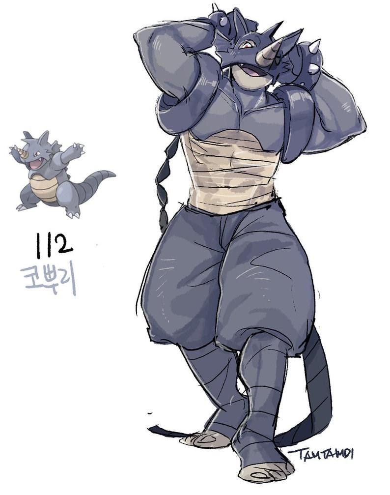 Cartoon - 12 코부리 TAMTAMDI