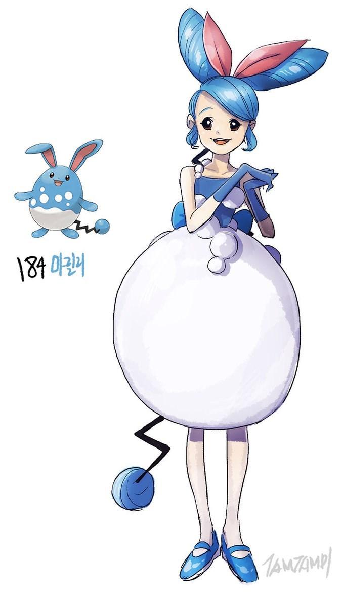 Cartoon - 134 마권리 TAMTAM)