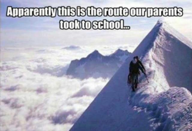 school parenting Memes - 8973044992